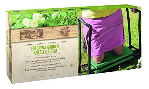 Selections Folding Garden Kneeler Seat Kneeling Pad Gardening 199N